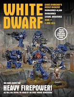 White Dwarf Weekly número 71 de junio