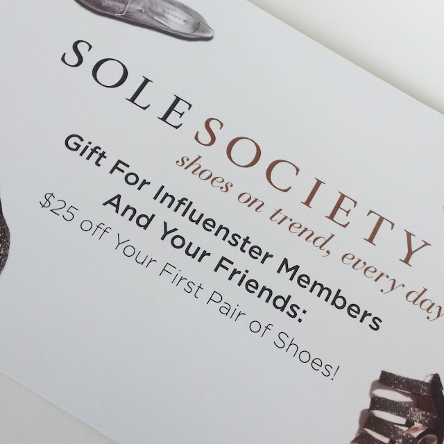 Sole Society Coupon 