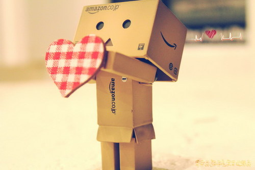 Cute Amazon Box...