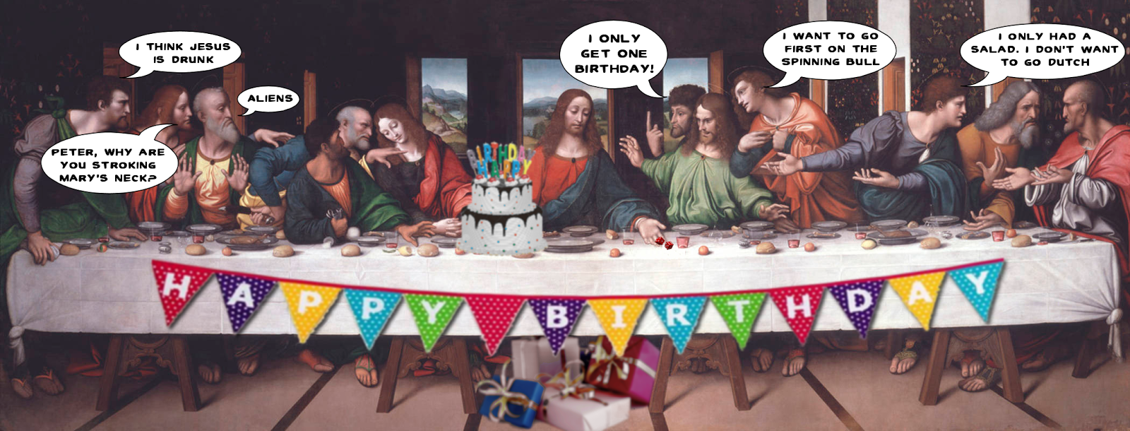 The Last Birthday Party
