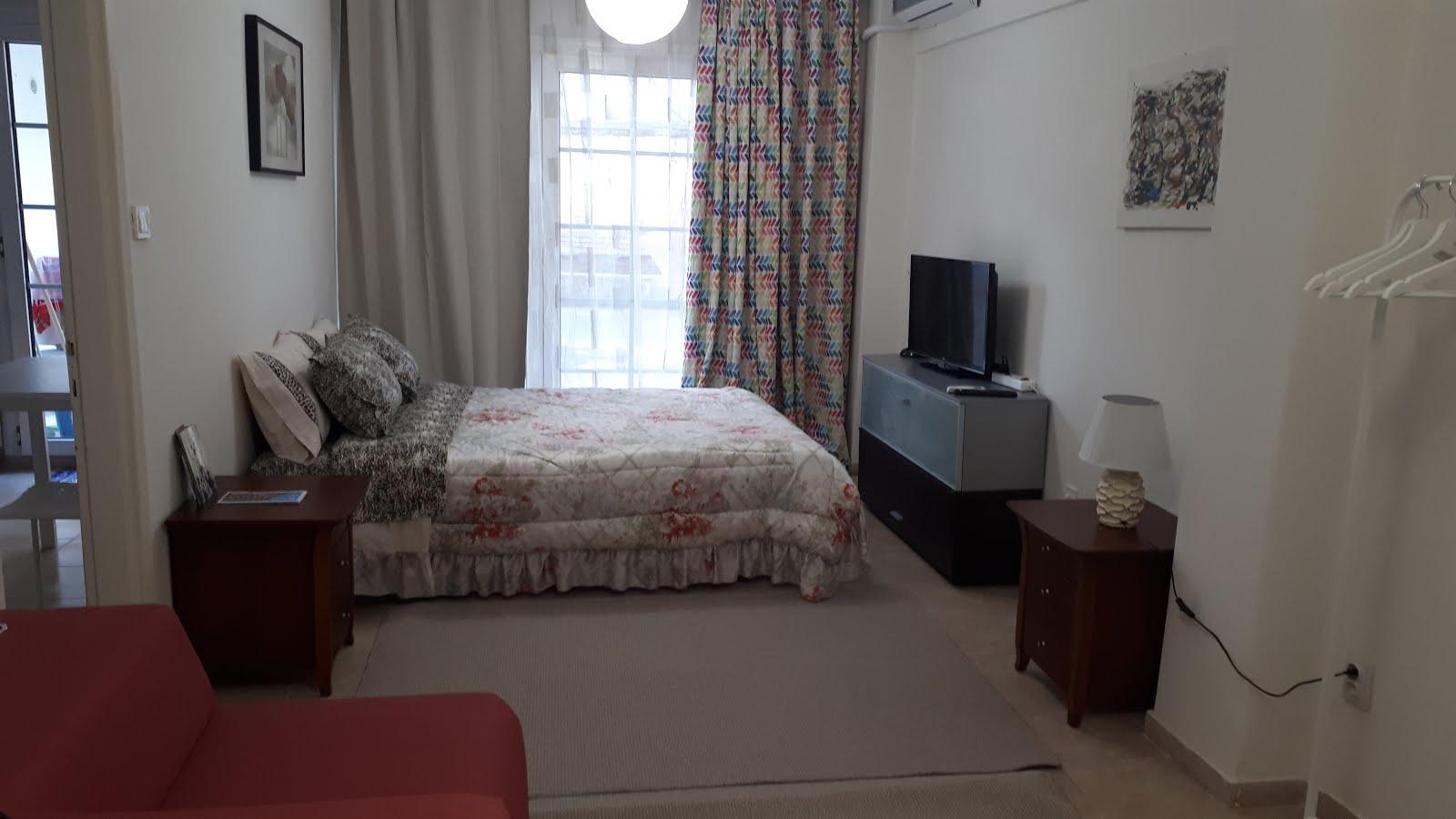 Φιλοξενία στην Θεσσαλονίκη με  wifi , air condition και netflix