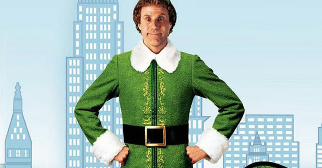 The Project Diary: Buddy the Elf costume
