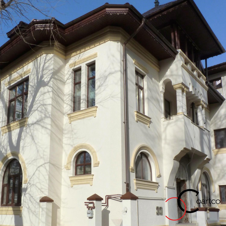 profile polistiren, renovare casa stil neoramanesc, modele la comanda