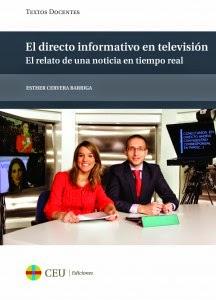 El directo informativo en televisión