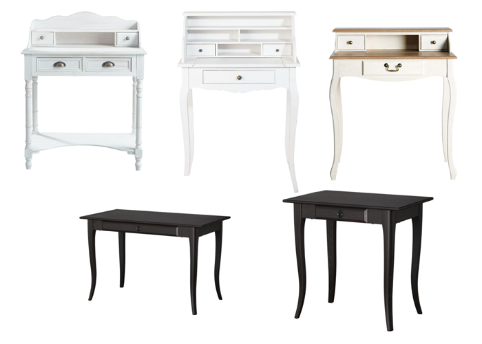 inspiration bureau plume picoti. Black Bedroom Furniture Sets. Home Design Ideas