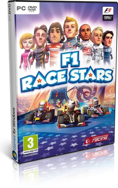 F1 Race Stars PC Full Español Fairlight Descargar 2012