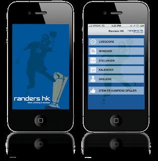Randers HK app