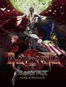 Bayonetta: Bloody Fate (2014)