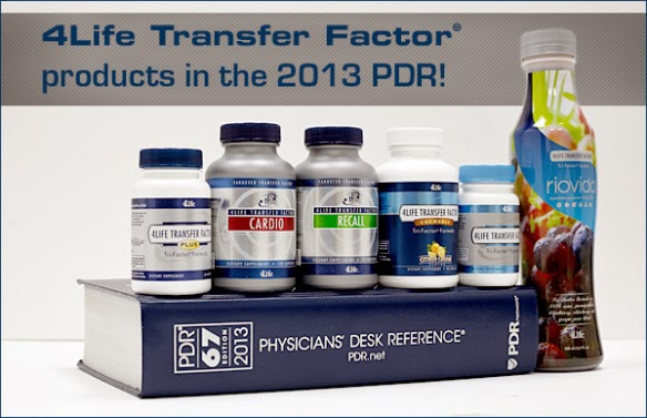Buy products 4Life Transfer factor
