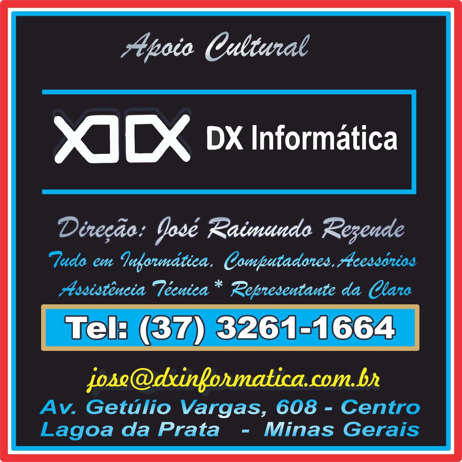 DX Informática em Lagoa da Prata
