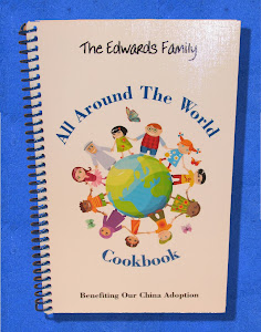 All Around the World Cookbook