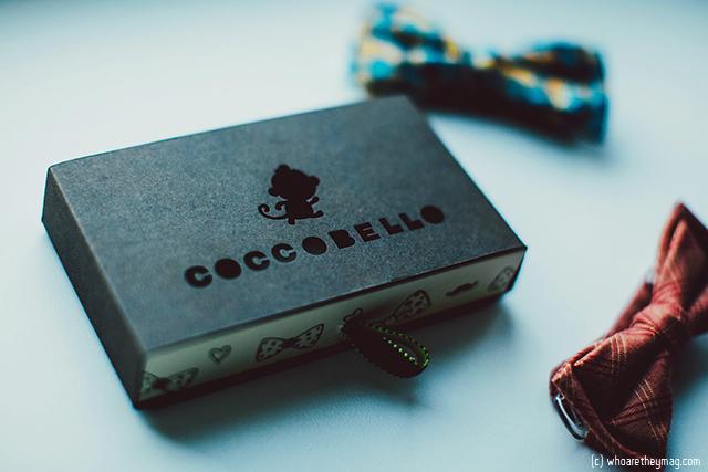 Упаковка бабочек Cocco Bello