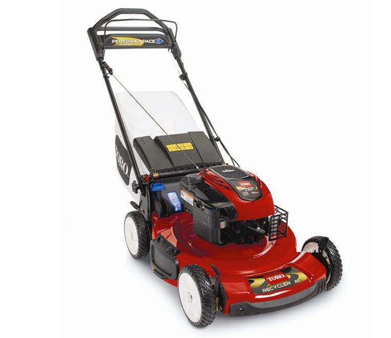 Merk TORO stroke persoal pace lawn mower