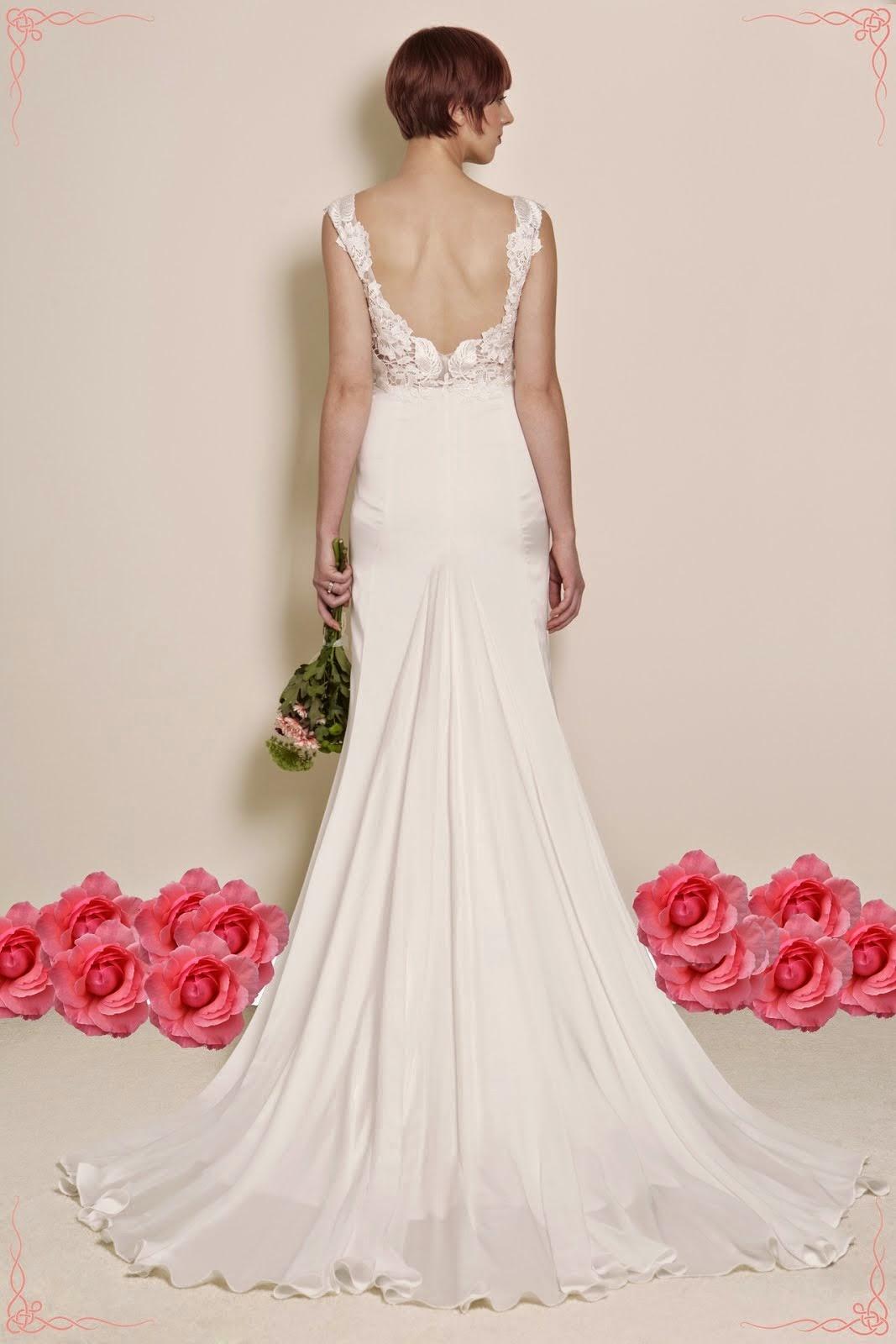 Estilo Moda 2014 Grace & Lace Wedding Dress Collection