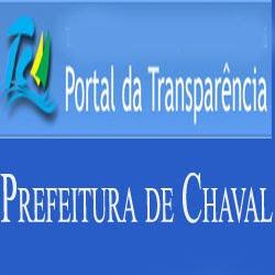 Portal da Transparência da Prefeitura de Chaval.