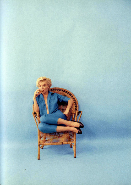 Lei bellissima la sedia anche marilyn monroe by milton greene 10
