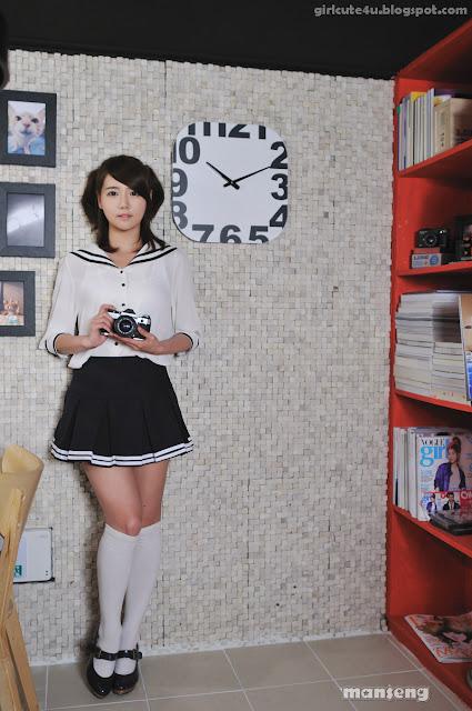 xxx nude girls: School Girl Han Ga Eun