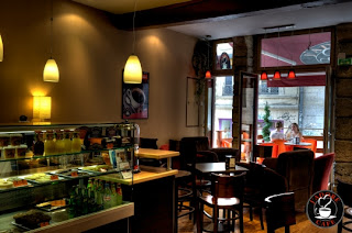 Café pentes croix rousse