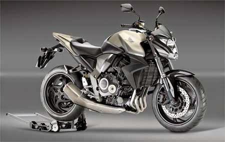 gambar & Foto Motor Honda CB