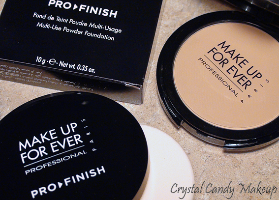 Make Up For Ever Pro Finish Foundation Powder