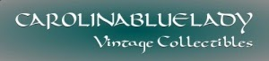 CAROLINABLUELADY Vintage Collectibles