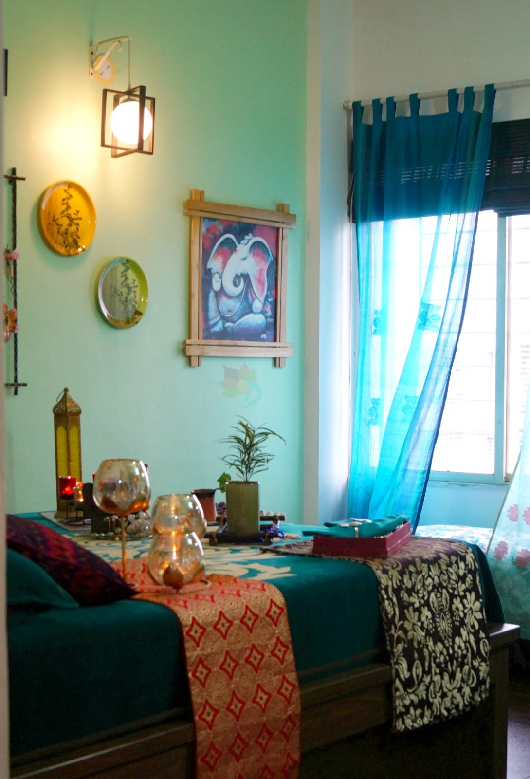 Design decor disha an indian design decor blog home tour anushikha dwivedi - Decorative items for home ...