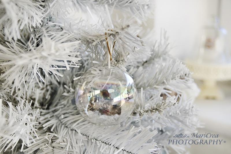 pallina di Natale di vetro