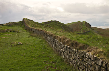 autumn at Hadrian's Wall UK