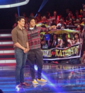 Daniel Padilla in Minute to Win it