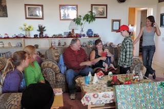 Reef Indy Enjoying Family Time