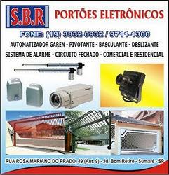 SBR Portões Eletrônicos