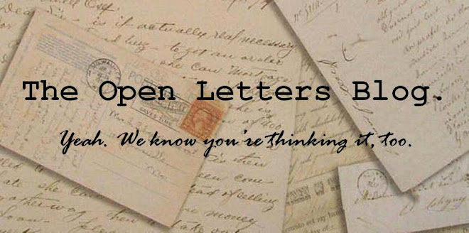 The Open Letters Blog