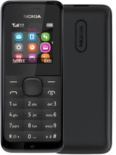 Firmware Nokia 105 RM-1134 Version 10.01.11