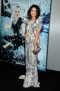 Vanessa Hudgens Sucker Punch Premiere Round-Up
