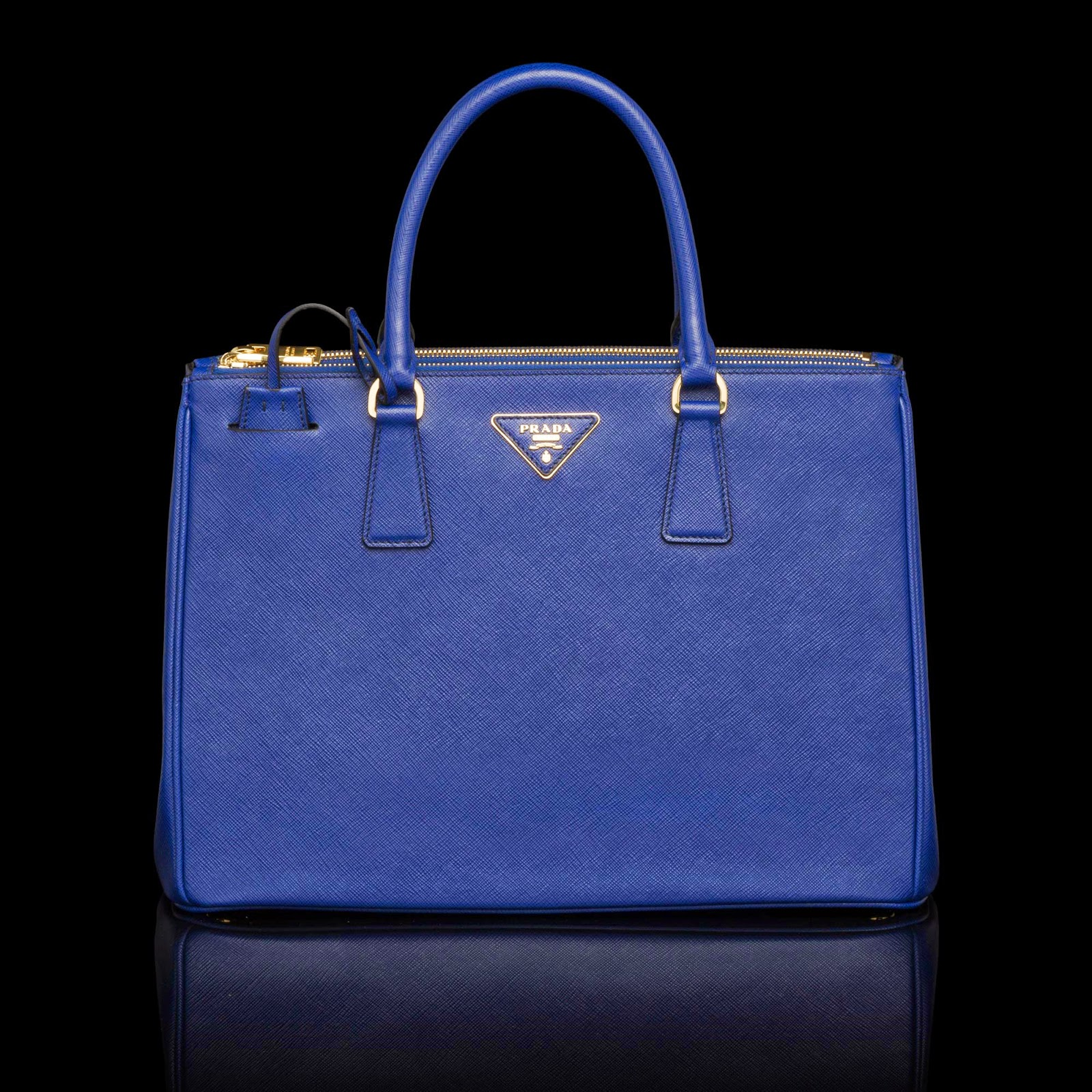 Neo LUXuries: PRADA Saffiano Calf Leather Top Handle Tote - BN2274