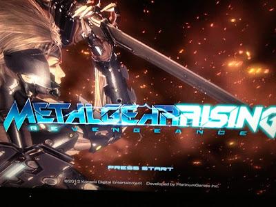[K!]ZOEの「Metal Gear Rising」の体験版をやった.メタルギアのダンボール発見!