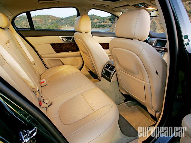 Cool Cars: Jaguar xf Interior