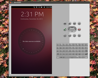 Ubuntu Touch Emulator