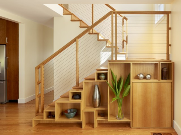 15 Unusual Under Stairs Storage Ideas And Solutions
