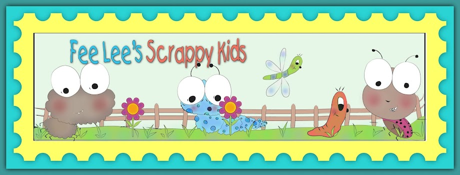 Fee Lee's Scrappy Kids