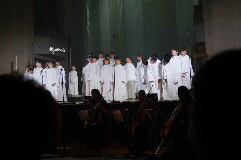 Libera concert in guildford