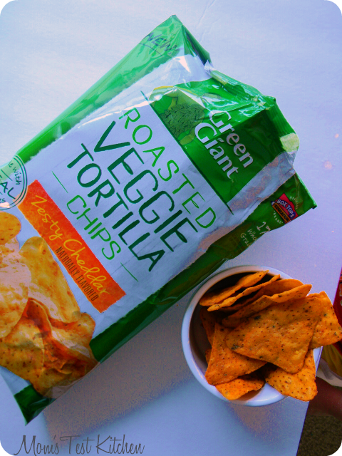 Green Giant Veggie Tortilla Chips