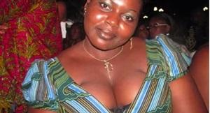 Fildişi Sahili Kızları -  Afrikalı Zengin Kızla