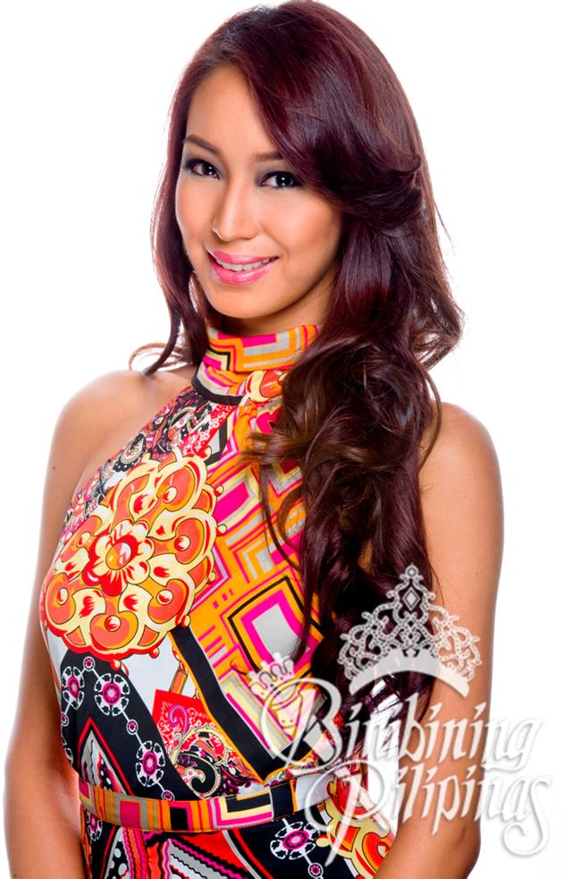 Bb. Pilipinas 2013 Candidate No. 24: Miss Cassandra Naidas