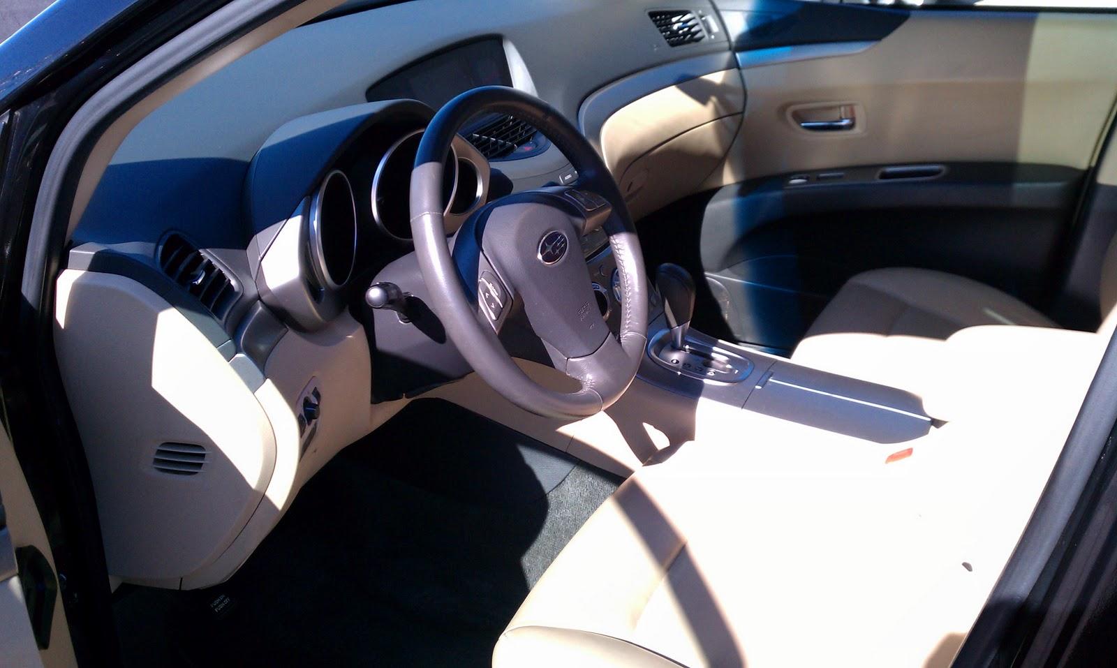 Manchester Motors  2006 Subaru Tribeca B9 AWD