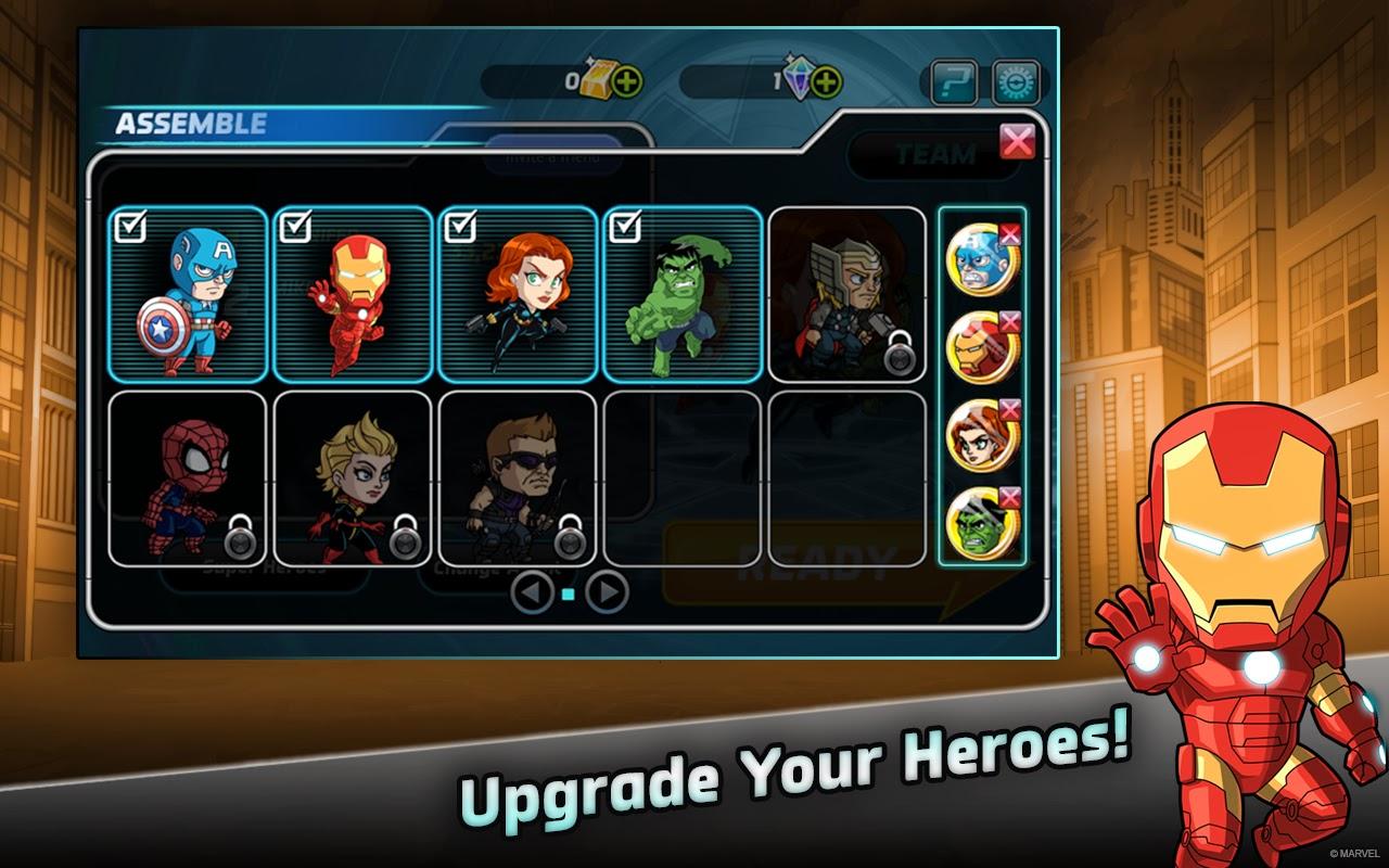 Marvel Run Jump Smash! v1.0.1