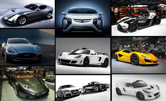 Sport Cars Concept Cars Cars Gallery Top Sport Cars