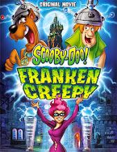 Scooby-Doo! Frankencreepy (2014) [Latino]