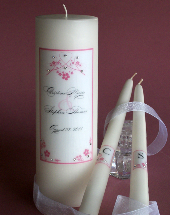 Personalized Unity Candles 201 Designs Weddings Are Fun sells over 200