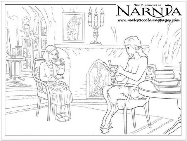 Lucy And Tumnus Chronicles Of Narnia
